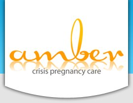 Logo for Amber Crisis Pregnancy Care